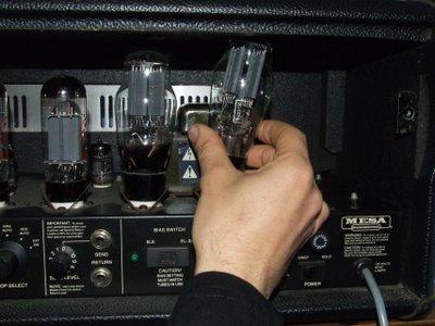 valvulas dual rectifier