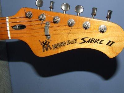 Musicaman sabre 2